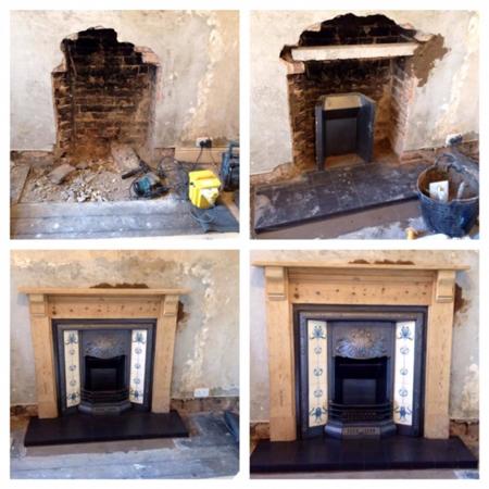 Bennett Fireplace