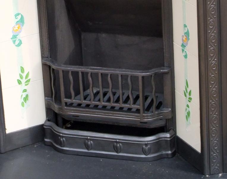 Cast Iron Antique Victorian Fireplace Insert Victorian Fireplace Store