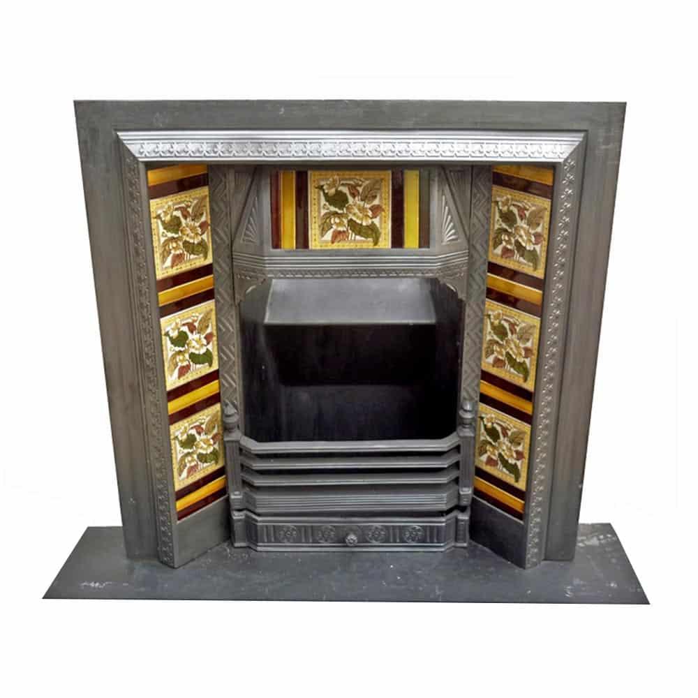 Victorian Cast Iron Fireplace Antique Insert Victorian Fireplace Store