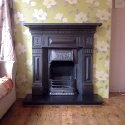 Richard Anthony Fireplace