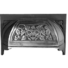 Cast Iron Fireplace Hood (H1)