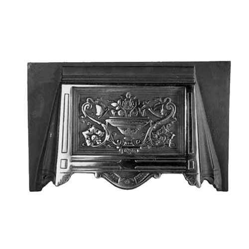 Replacement Cast Iron Fireplace Hood