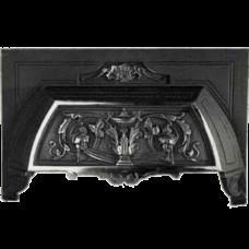 Cast Iron Victorian Fireplace Hood (H5)