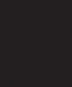 Stovax Satin Black Glazed Tile