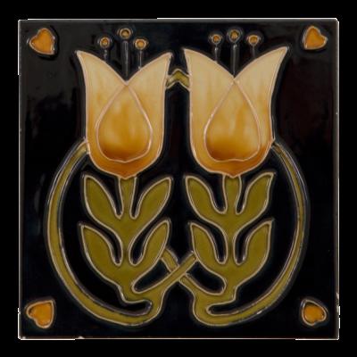 Carron Tubelined Fireplace Tiles
