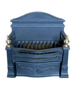 Restored Fireplace Basket