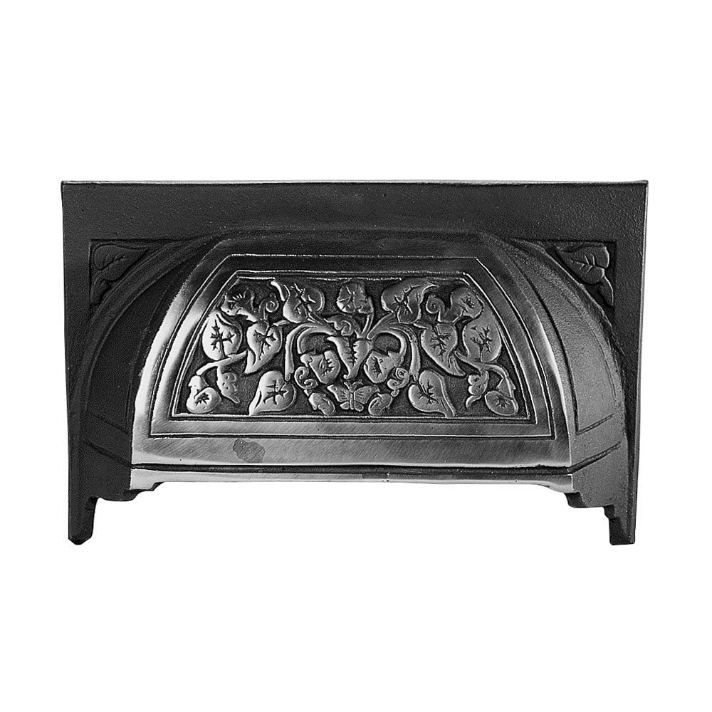 Cast Iron Fireplace Hood H1 Black For Sale Victorian Fireplace