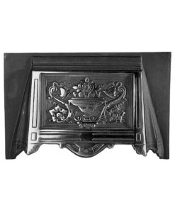 Cast Iron Fireplace Hood (H3)