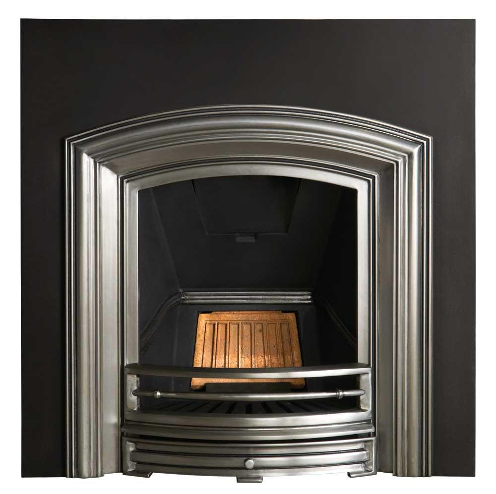 Stovax alexandra insert fireplace victorian fireplace store for Fireplace insert options