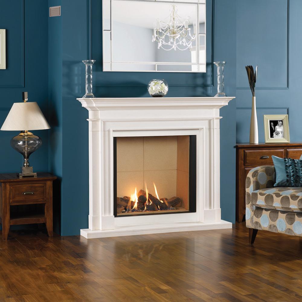 Stovax Sandringham Stone Mantel Victorian Fireplace Store