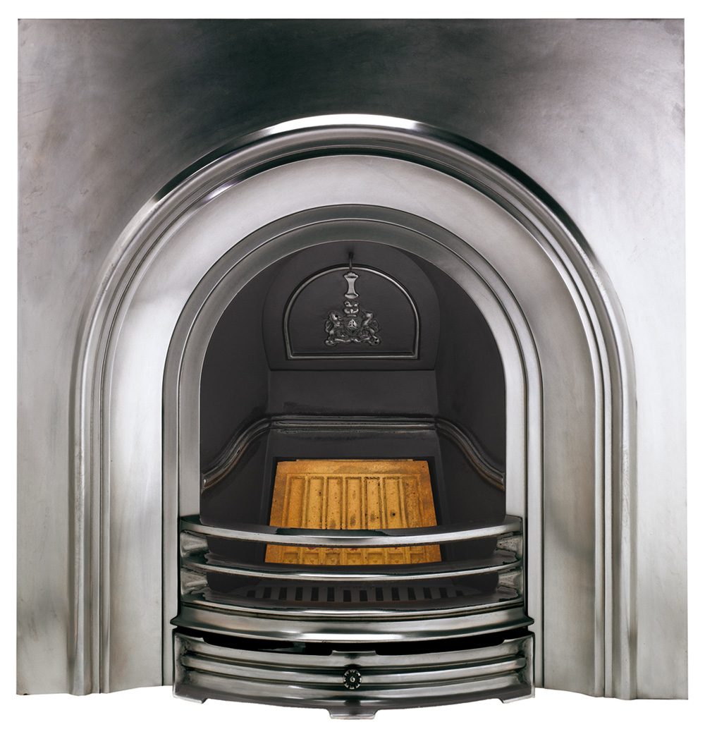 Stovax Classical Arched Insert Fireplace Victorian