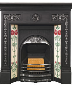 Stovax Combination Tiled Insert Fireplace