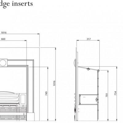 Stovax Knightsbridge Insert Fireplace