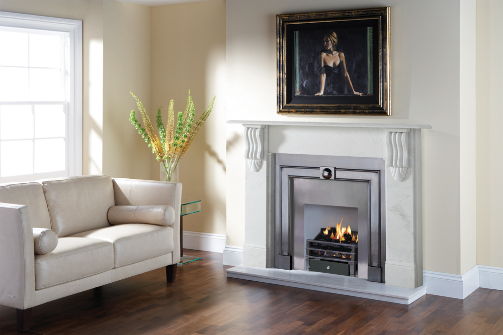 Stovax Victorian Corbel Stone Mantel - From The Victorian ...