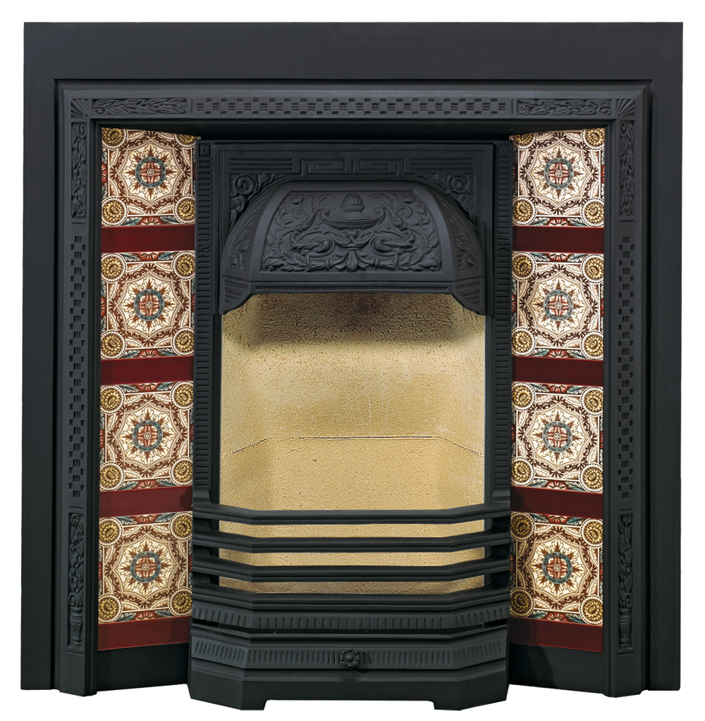stovax victorian tiled fireplace front victorian fireplace store