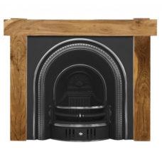 CR005 - Carron Beckingham Cast Iron Fireplace Insert