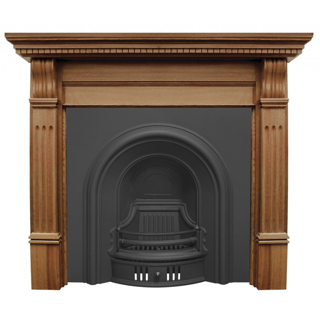 Carron Coleby Fireplace Insert - From The Victorian ...