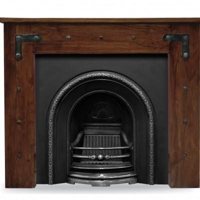 Carron Ce Lux Cast Iron Fireplace Insert