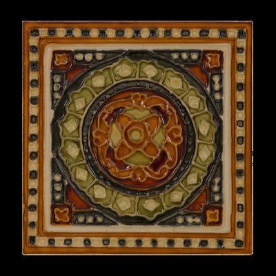 Carron Tubelined Fireplace Tiles LGC095