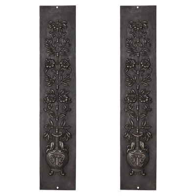 RT075 - Carron Cast Iron Fireplace Panels (RX081)
