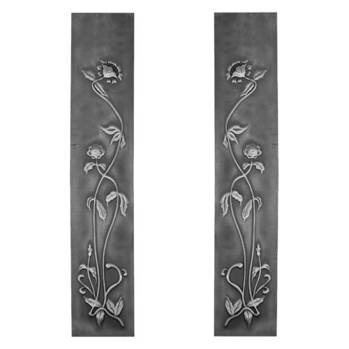 Carron Cast Iron Fireplace Panels