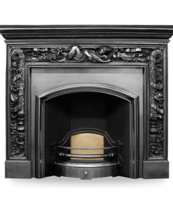Carron Wide London Plate Fireplace Insert