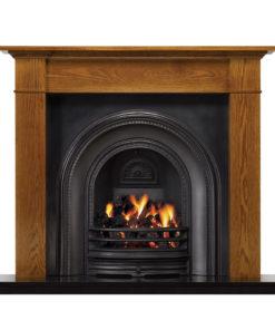Stovax Brompton Wood Mantel