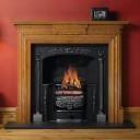 SR037 - Stovax Chatsworth Wood Mantel