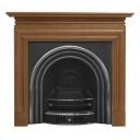 CR003 - Carron Collingham Cast Iron Fireplace Insert