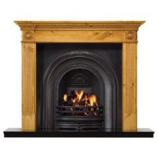 SR039 - Stovax Georgian Wood Mantel