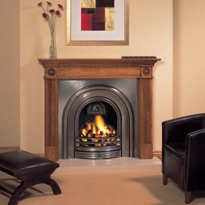 SR039 - Stovax Georgian Wood Mantel