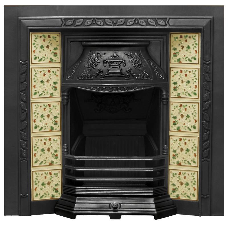 Carron Laurel Fireplace Insert Victorian Fireplace Store