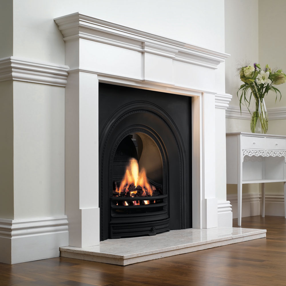 Stovax Pembroke Wood Mantel - Victorian Fireplace Store