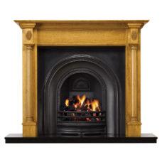 SR044 - Stovax Regency Wood Mantel