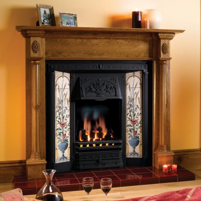 SR044 - Stovax Regency Wood Mantel
