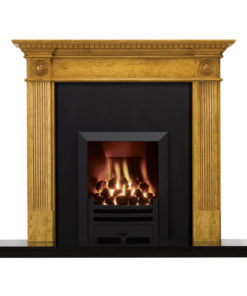 Stovax Small Georgian Wood Mantel