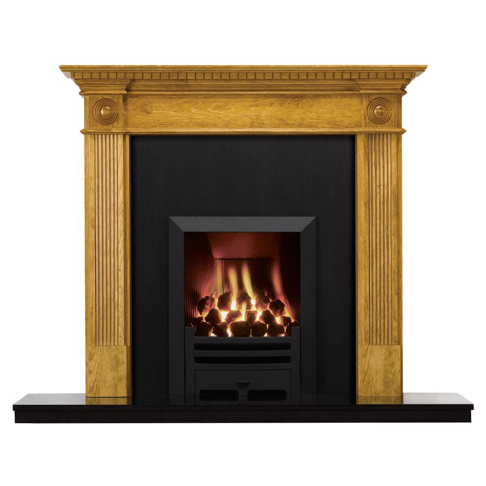 Stovax Small Georgian Wood Mantel Victorian Fireplace Store