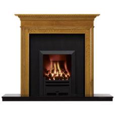 SR046 - Stovax Small Kensington Wood Mantel