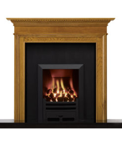 Stovax Small Kensington Wood Mantel