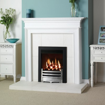 SR046 - Stovax Small Kensington Wood Mantel