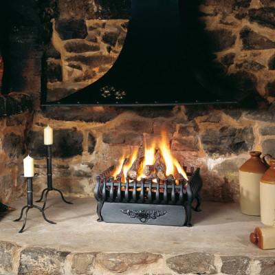Small Stovax Spanish Fire Basket