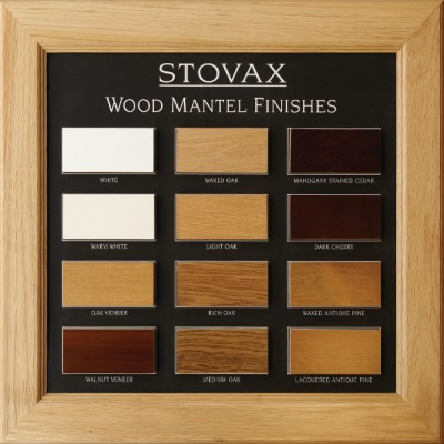 Stovax Wood Finishes