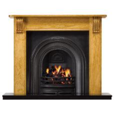 SR047 - Stovax Victorian Wood Mantel