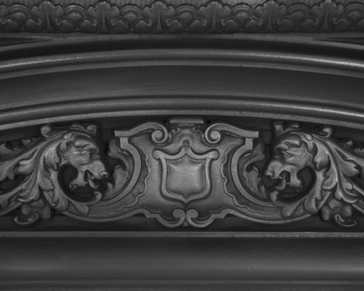 Buckingham Cast Iron Fireplace Surround