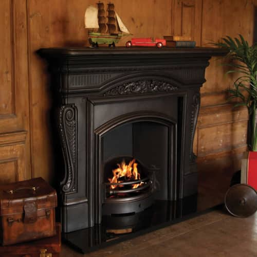 Buckingham Cast Iron Fireplace Surround