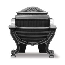 FB021 - Carron Balmoral Cast Iron Fire Basket
