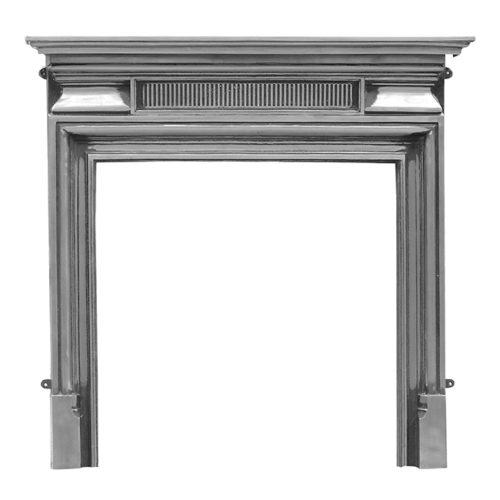 Carron Belgrave Cast Iron Fireplace Surround