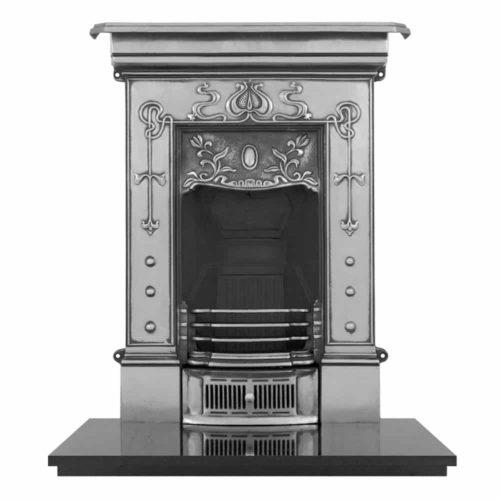 Bella Small Combination Fireplace