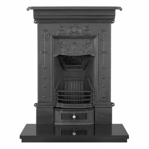 Bella Small Combination Fireplace