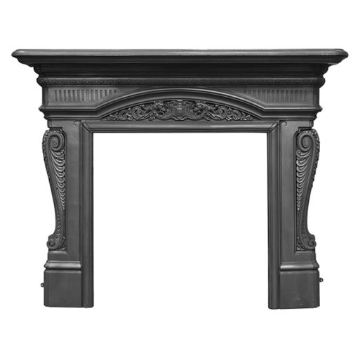 Carron Buckingham Cast Iron Fireplace Surround